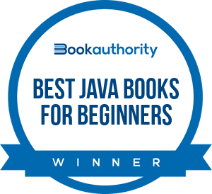 Award Best Java books for beginners by BookAuthority