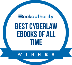 BookAuthority Best Cyberlaw eBooks of All Time