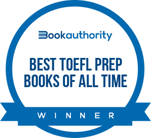 The best TOEFL Prep books of all time